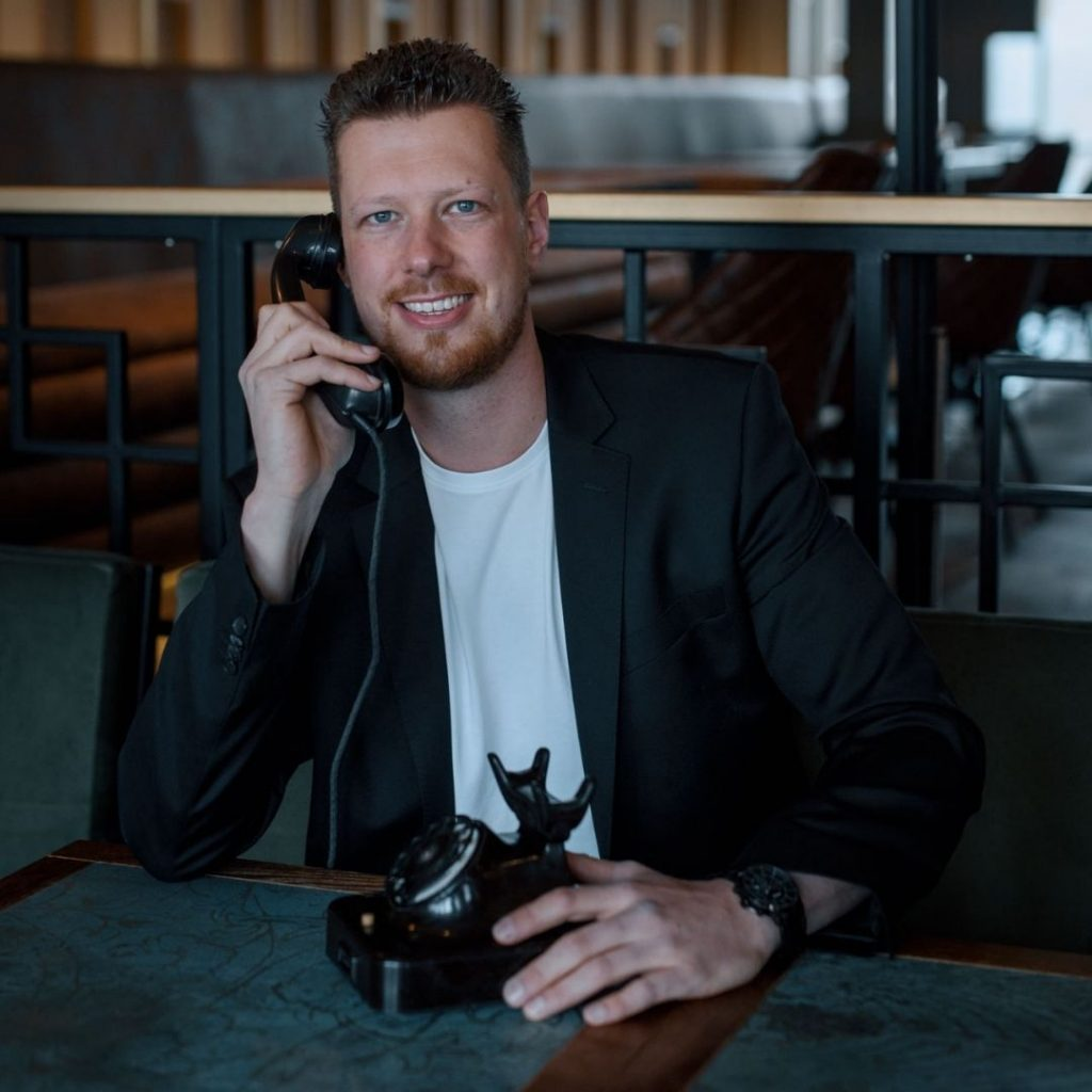 Telefon Coaching Tobias Schott
