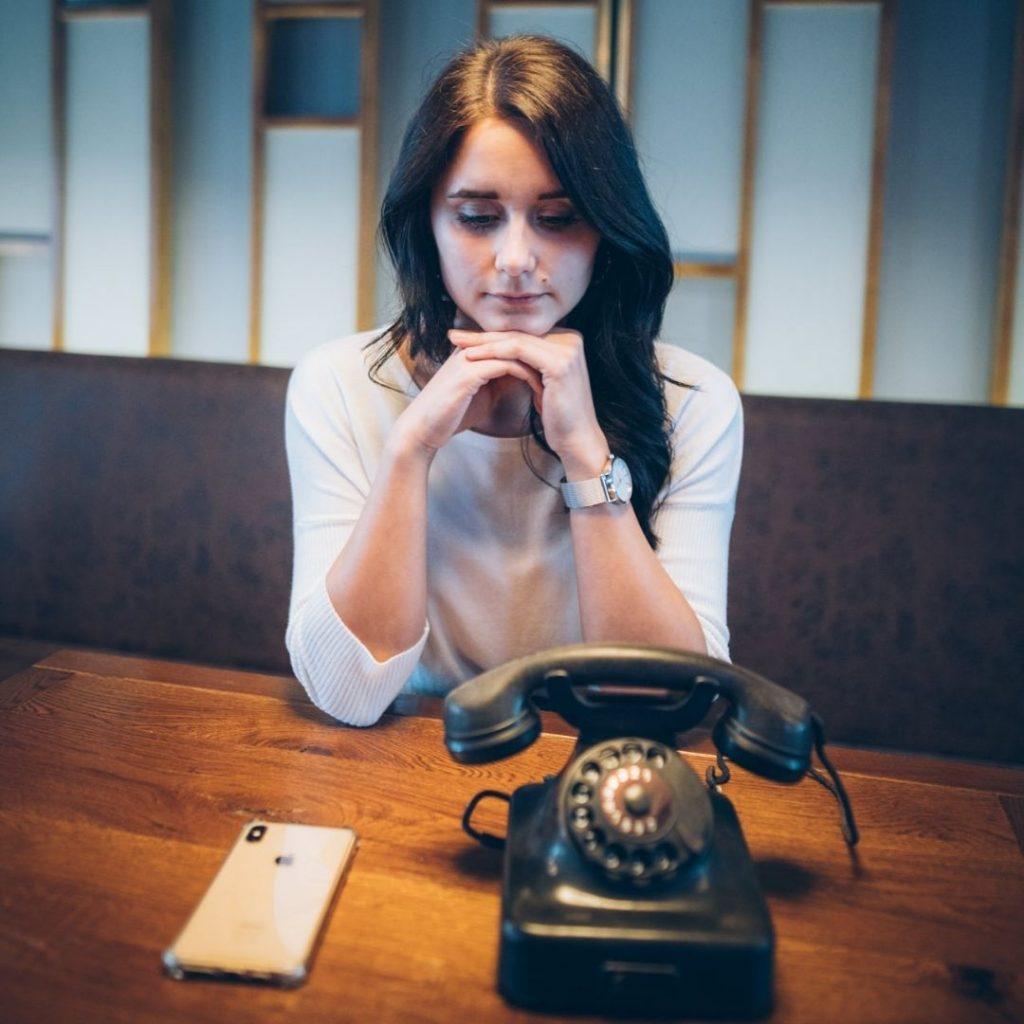 Telefon Coaching Amelie Laufer